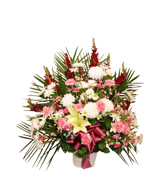Mixed Flower Tribute Medium